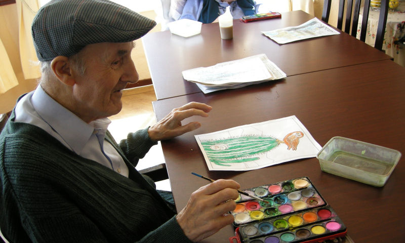 Activities for Alzheimer's and Dementia Patients